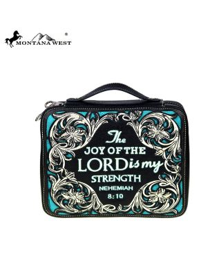 DC015-OT BK Montana West Scripture Bible Verse Collection Bible Cover