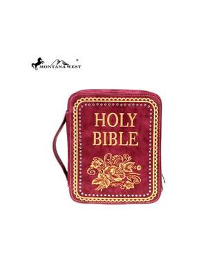 DC016-OT GD Montana West Spiritual Collection Bible Cover