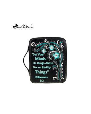 DC017-OT BK Montana West Scripture Bible Verse Collection Bible Cover
