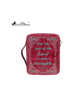 DC018-OT RD Montana West Scripture Bible Verse Collection Bible Cover