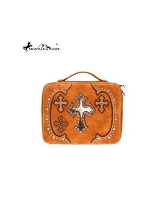 FB-DC001 BR Spiritual Collection Bible Cover