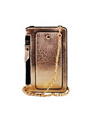 HX00332 G Clutch Wallet Wristlet Cell Phone Holder