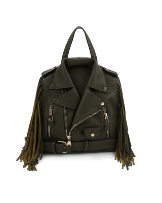 LY042-OLV BACKPACK