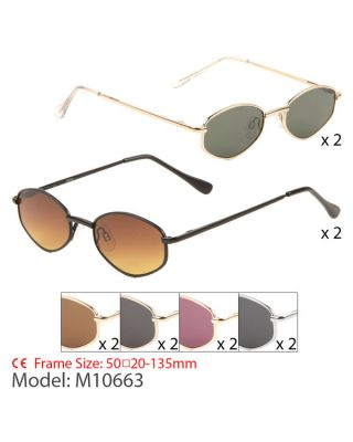 M10663 Fashion Sunglasses by Case