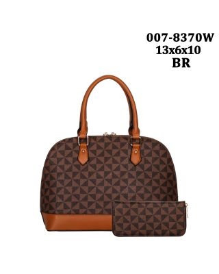 007-8370W BR WITH WALLET