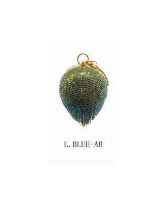 6619 BL/AB EVENING BAG