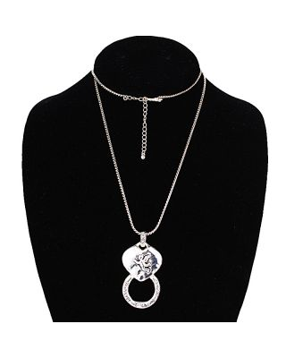 NN2166L ID HOLDER & NECKLACE