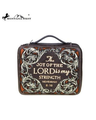 DC015-OT CF Montana West Scripture Bible Verse Collection Bible Cover