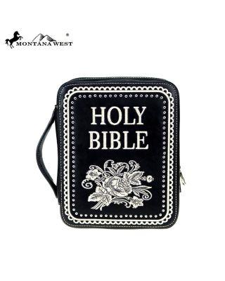 DC016 BK Montana West Spiritual Collection Bible