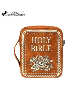DC016 BR Montana West Spiritual Collection Bible