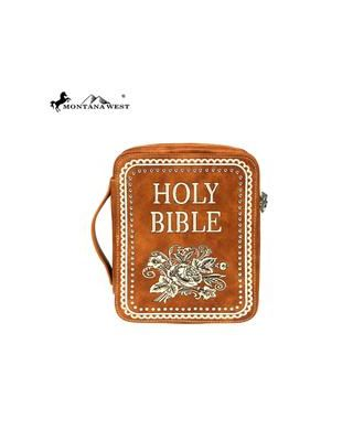 DC016-OT BR Montana West Spiritual Collection Bible Cover