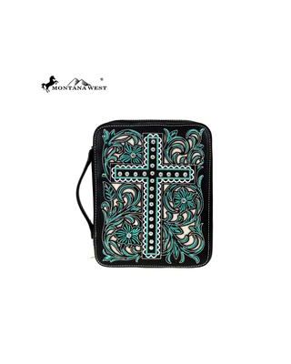 DC019-OT BK Montana West Spiritual Collection Bible Cover