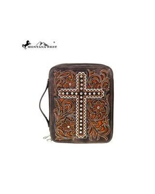 DC019-OT CF Montana West Spiritual Collection Bible Cover