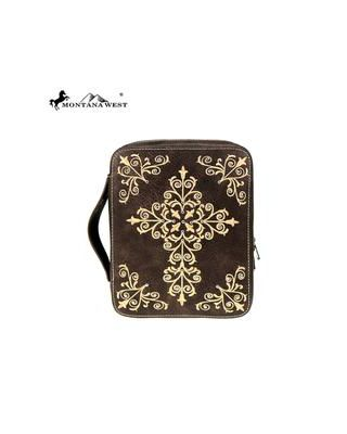 DC020-OT CF Montana West Spiritual Collection Bible Cover