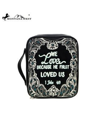 DC-023-OT BK MONTANA WEST SPIRITUAL COLLECTION BIBLE COVER