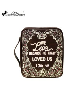 DC-023-OT CF MONTANA WEST SPIRITUAL COLLECTION BIBLE COVER