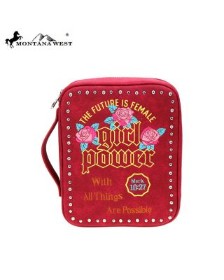 DC-024-OT RD MONTANA WEST SPIRITUAL COLLECTION BIBLE COVER