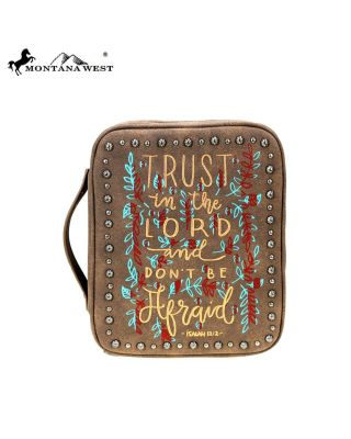 DC-025-OT CF MONTANA WEST SPIRITUAL COLLECTION BIBLE COVER
