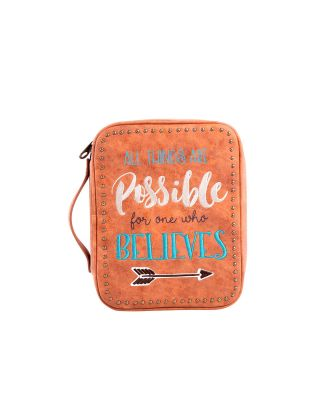 DC032-OT BR Montana West Scripture Bible Verse Collection Bible Cover