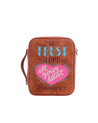 DC033-OT BR Montana West Scripture Bible Verse Collection Bible Cover