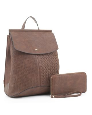EM3163S BR WITH WALLET