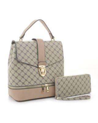 GL-1045WS BR/TP WITH WALLET