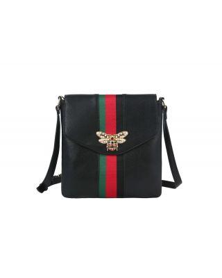 LSF-0275 BK MESSINGER BAG