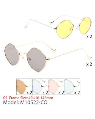 M10522-CO Fashion Sunglasses by Case