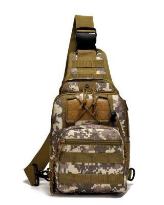 MT1004 ACU MILITARY TACTICAL SLING BAG