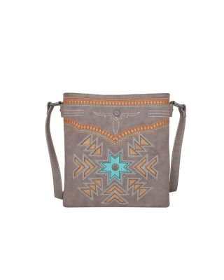 MW1019G-9360 CF Montana West Aztec Collection Concealed Carry Crossbody