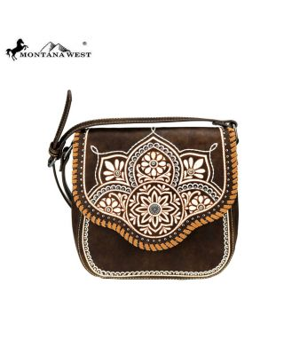 MW763-8360 CF Montana West Aztec Collection Crossbody