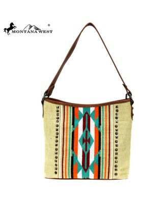 MW779-918 TN MONTANA WEST AZTEC COLLECTION  HOBO