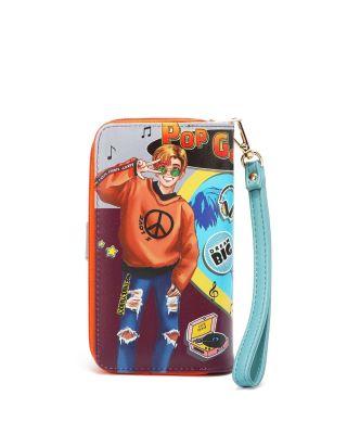 NK20303P POP GENE PHONE CASE