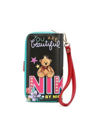 NK20303P  EYE CONTA PHONE CASE