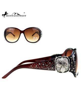 SGS-5604 CF Montana West Western Collection Sunglasses