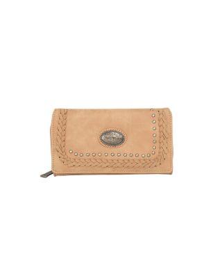 TR128-W010 TN Trinity Ranch Secretary Style Wallet